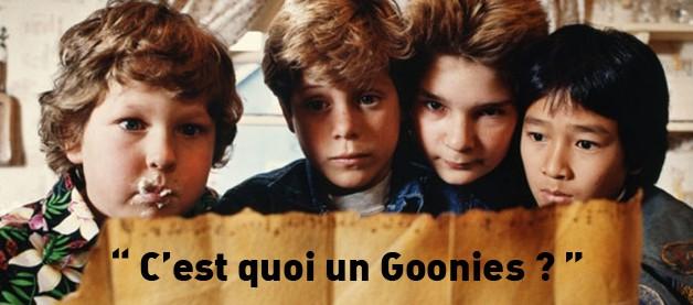 Atelier cinéma #18 : Les Goonies (R. Donner, 1985)