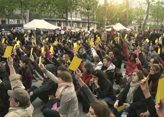 On ne va pas réinventer la démocratie en trois mois Entretien avec Mariana Otero pour la sortie de L'Assemblée