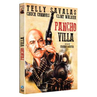 "Un clown grandiose dans la révolution mexicaine édition DVD de ""Pancho Villa"" de Eugenio Martín"