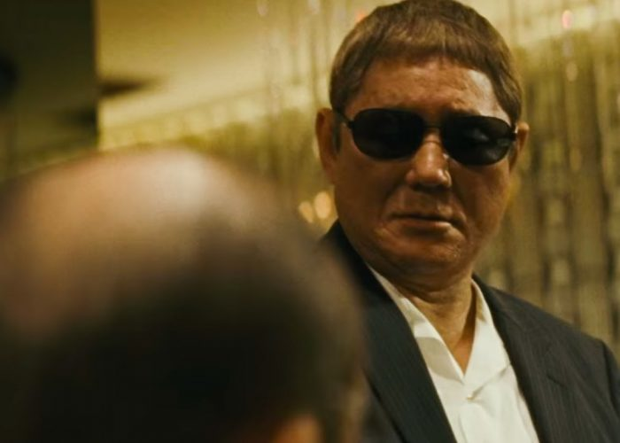 L'étrange cas de Dr. Kitano & Mr. Takeshi Sortie de Outrage coda en e-cinema
