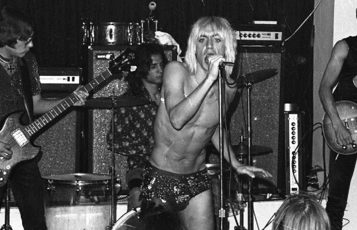 """Les Stooges par les Stooges Sortie Blu-ray/DVD de """"Gimme Danger"""" de Jim Jarmusch"""