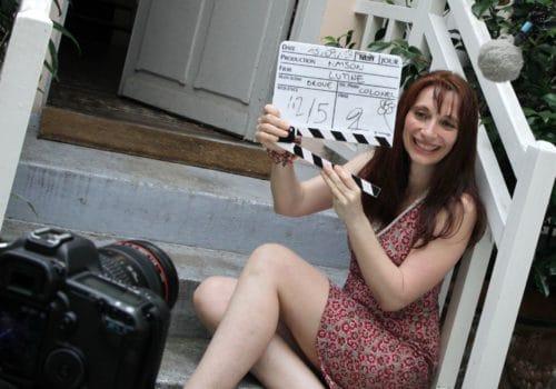 Entretien avec Isabelle Broué, réalisatrice de «Lutine» Sortie cinéma du 4 avril 2018