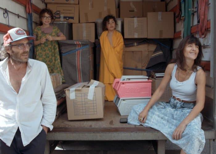 """Entretien avec Romane Bohringer et Philippe Rebbot pour la sortie de """"L'Amour flou"""" le 10 octobre 2018"""