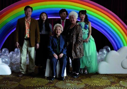L'Adieu de Lulu Wang