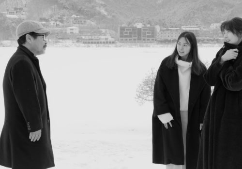 Hotel by the River de Hong Sangsoo