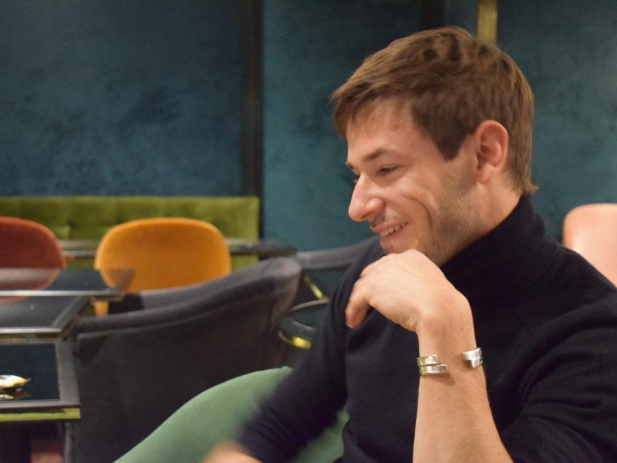 """Rencontre avec Gaspard Ulliel """" Il est déterminant pour un acteur d'aller vers une phase de grand laboratoire """""""