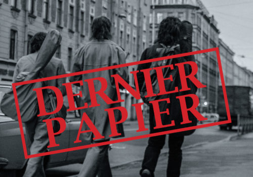 Bienvenue en résistance édito du tout dernier numéro papier des Fiches du Cinéma